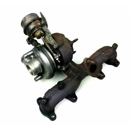 Turbo pour Seat / VW / Skoda 1L9 TDI 100 cv ATD ref 038253016L / 038253010G / 038253056A