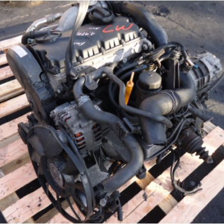Moteur 1L9 TDI 115cv type AJM pour VW Passat / Audi A4 / A6