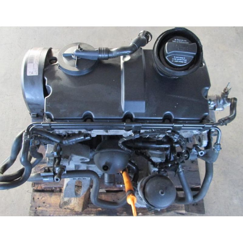 motor engine 1l9 tdi 115cv type ajm for vw golf 4 bora sale auto spare part on pieces. Black Bedroom Furniture Sets. Home Design Ideas