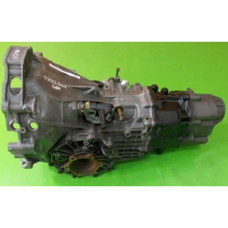 Boite de vitesses mécanique 6 rapports 1L9 TDI 130 cv GBA / AVF Audi A4 ref 01E300049 X / 01E300049X