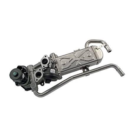Refroidisseur pour recirculation des gaz d'échappement pour 1L2 TDI ref 03P131512B / 03P131512C / 03P131512E