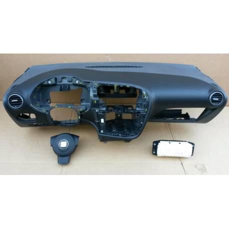 Tablero instrumentos airbag Seat Leon 2 ref 1P1857003C WCA / 1P1857003 / 1P0880204 / 1P0880201
