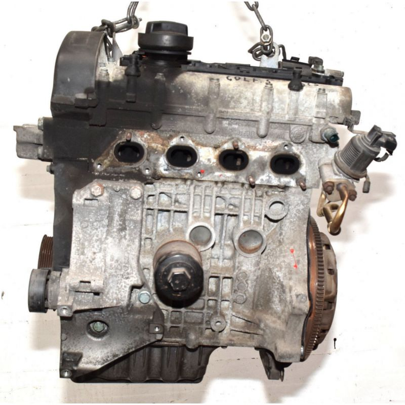motor 1l4 16 cv bca pour vw bora  caddy  golf 4  new beetle  leon  octavia  sale auto spare part