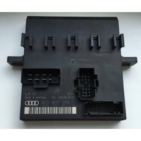 Organe de commande de réseau de bord pour Audi A4 ref 8E0907279L / 8E0907279N