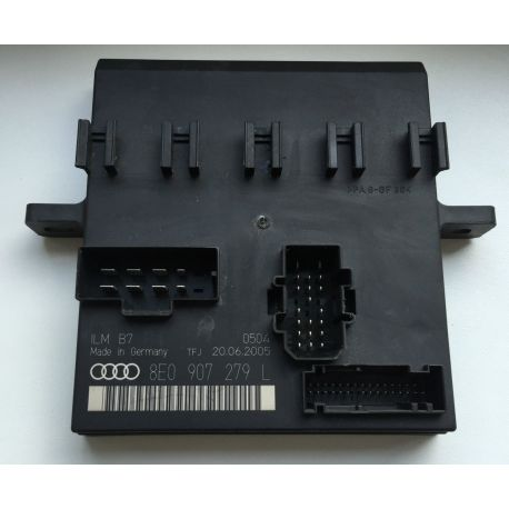 onboard supply control unit Audi A4 ref 8E0907279L / 8E0907279N