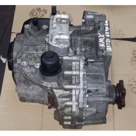 Gearbox DSG type HFQ / HJP / JPJ / HXS / HQL pour Audi / VW / Seat / Skoda
