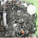 Moteur 2L TDI type CFJ / CFJA vendu complet avec turbo / injection pour Audi / Seat / VW / Skoda
