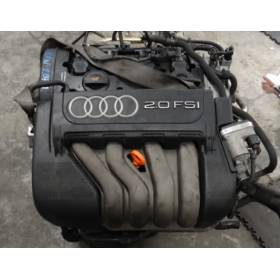 Motor / Engine 2L FSI AXW for Audi A3 / VW Golf / Touran ref 06F100031X / 06F103265AX / 06F103063M