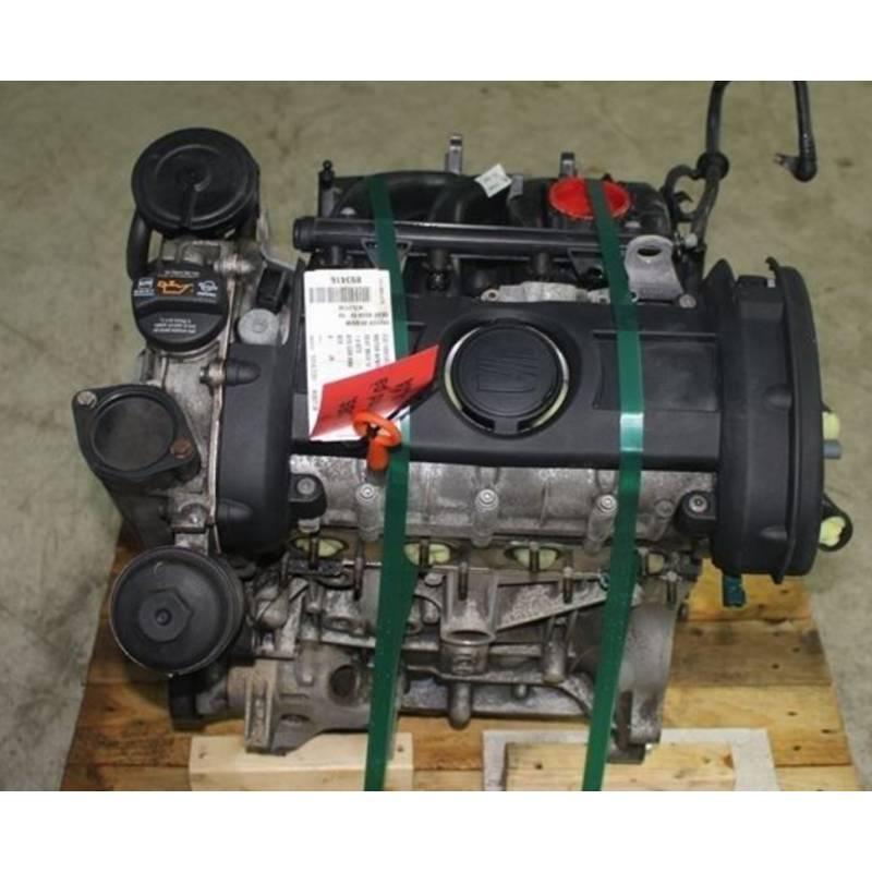 moteur 1 6l 16v 105 cv type bts pour vw polo  ibiza