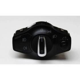 Commodo interrupteur multiple de phare et anti-brouillard pour Audi A4 / A5 / Q5 ref 8K0941531AR / 8K0941531AR WEP
