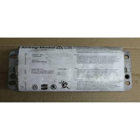 Airbag passager / Module de sac gonflable pour Seat Altea / Toledo 3 ref 5P0880204B / 5P0880204C / 5P0880204D / 5P0880204E / 5P0