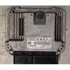 Calculateur moteur pour Audi A3 ref 03G906021JH / 03G997056RX / 0281013608