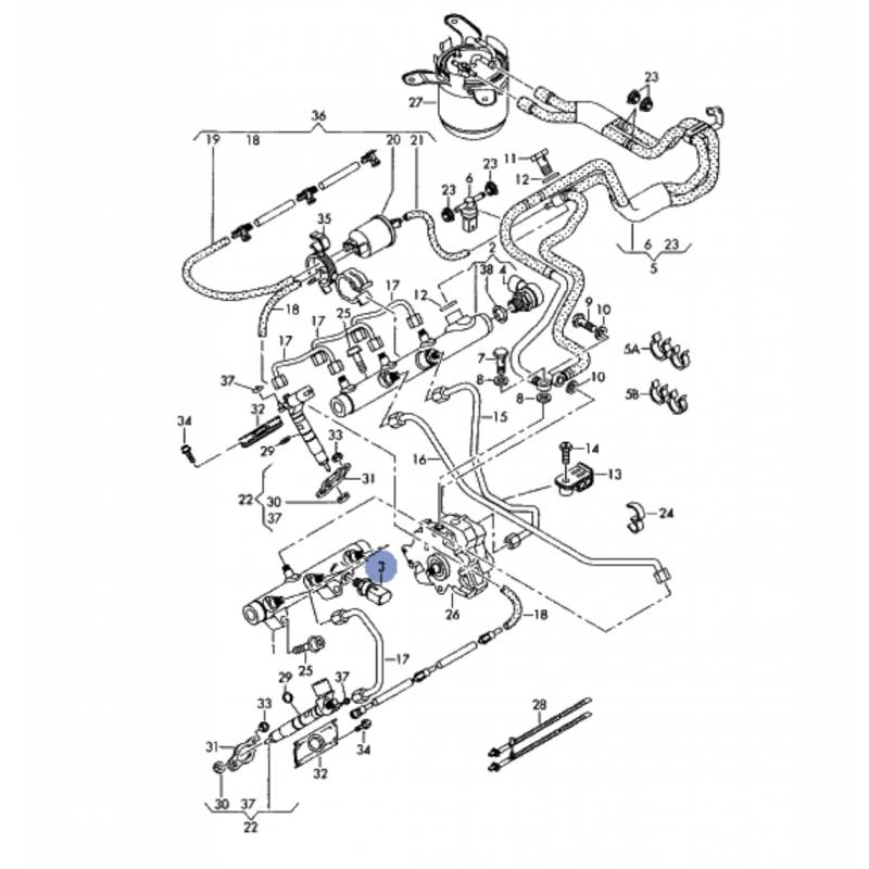 1967 volkswagen beetle engine diagram