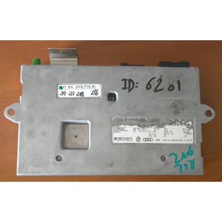 Caja de interfaz con software / ref 4L0910731L / 4E0035729A / 4F0910732HX pour AUDI A6 4F
