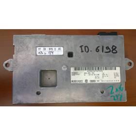 Caja de interfaz con software / ref 4F0910729Q / 4E0035729 / 4F0910732HX pour AUDI A6 4F