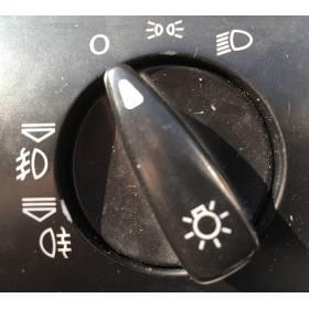 Commodo d'allumage des feux avec anti-brouillard pour Seat ref 6K1941531 / 6K1941531AJ