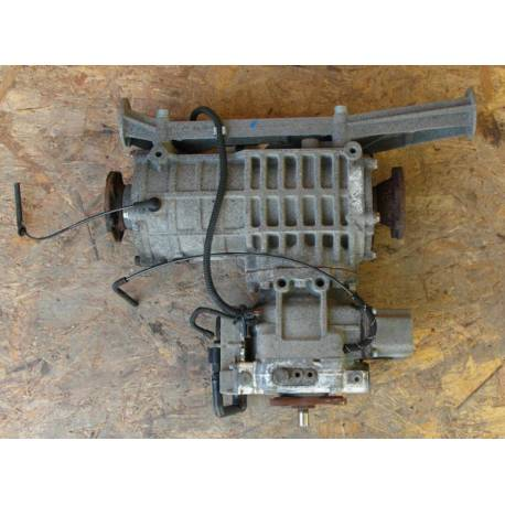 Transmission pont arrière Haldex pour VW / Audi / Seat / Skoda ref 02D525554J / 02D525010AE type EUK / EHR / FGT / FWS