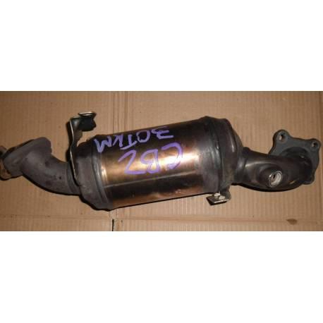 Catalyseur pour Audi / Seat / VW / Skoda 1L2 TSI essence ref  1K0254201B / 1K0254201BX