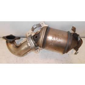 Catalyseur pour Audi / Seat / VW / Skoda 1L4 TSI essence ref 1K0131701DE / 1K0254200Q / 1K0254200QX / 1K0254201HX