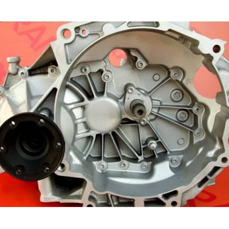 Boite de vitesses mécanique 6 rapports reconditionnée pour VW / Skoda / Seat 2L TDI type LHD / NFP ref 02Q300045TX / 02Q300048J