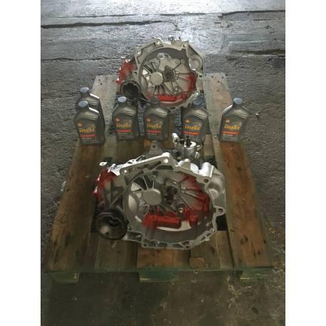 Boîte de vitesses mécanique 6 rapports type GVV / HBM / GMW / JHY / HEU reconditionnée pour VW / SEAT / SKODA 1.6 FSi