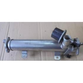 Refroidisseur des gaz d'échappement avec clapet / Vanne EGR ref 03L131512B pour 2L TDI CBA