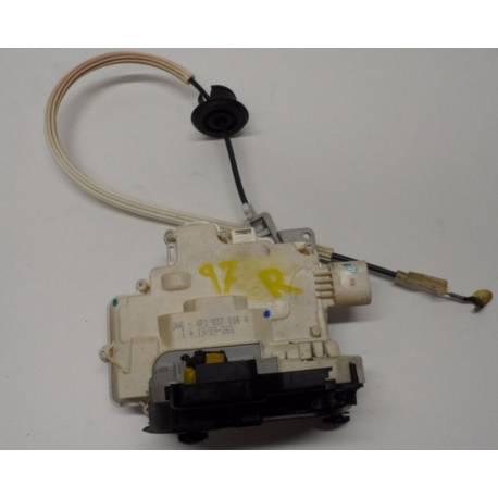 Serrure module de centralisation avant passager pour Audi A3 / A6 / A8 ref 4F1837016A