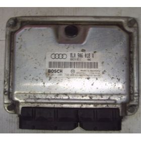 Engine control / unit ecu motor for Audi TT 1.8 Turbo ref 8L0906018Q / Ref Bosch 0261206790