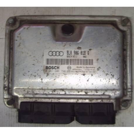 Calculateur moteur pour Audi TT 1.8 Turbo ref 8L0906018Q / Ref Bosch 0261206790