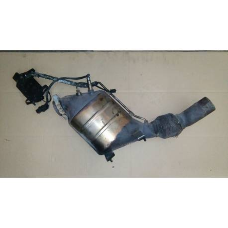 Catalyst / Catalytic converter Bmw E60 / E62 525D / 530D ref 7792191S