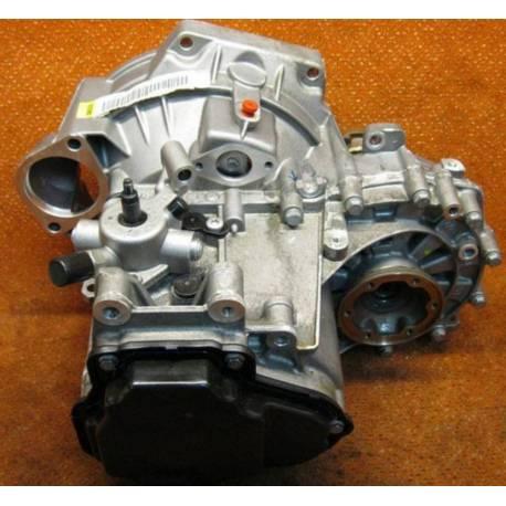 regenerated gearbox 1L9 TDI type HZP / JXZ / JEP reconditionnée Skoda Roomster 02R300041L / 02R300041LX