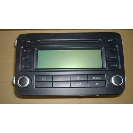 Autoradio N° 1 RCD 300 pour VW ref 1K0035186P