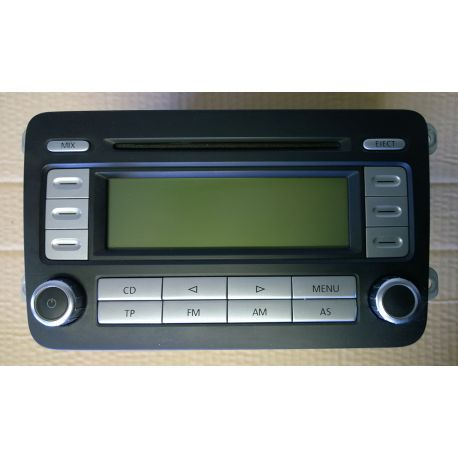 Car radio RCD 300 for VW ref 1K0035186R