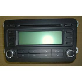 Car radio RCD 300 for VW ref 1K0035186P