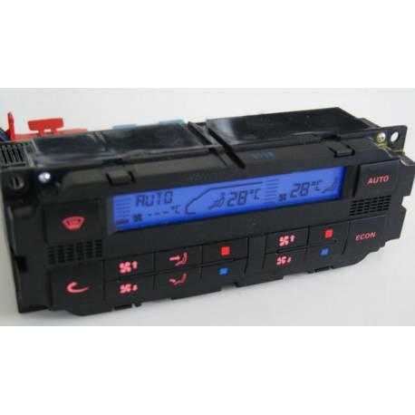 Unité de commande d'affichage climatiseur / Climatronic VW Sharan ref 7M3907040A / 7M3907040B / 7M3907040E / 7M3907040F / 7M3907