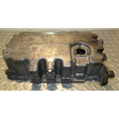 Bac à huile carter alu d'occasion pour moteur avec emplacement sonde pour 1L6 TDI ref 03G103603AD
