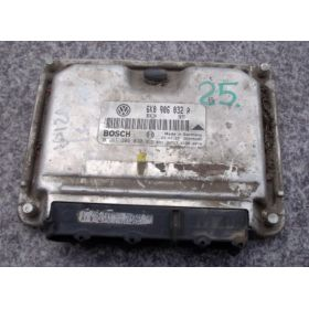 Calculateur moteur pour Seat ref 6K0906032A / 6K0906032N / 6K0906032AF / Ref Bosch 0261206030