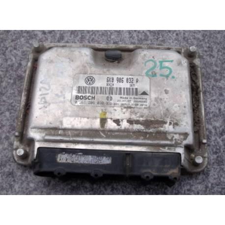Engine control for Seat ref 6K0906032A / 6K0906032N / 6K0906032AF / Ref Bosch 0261206030