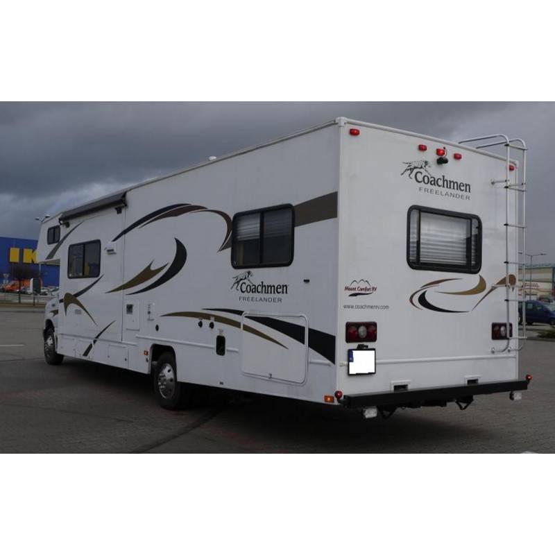 exclusif en import camping car am ricain ford f 450 coachmen freelander service sur pieces. Black Bedroom Furniture Sets. Home Design Ideas