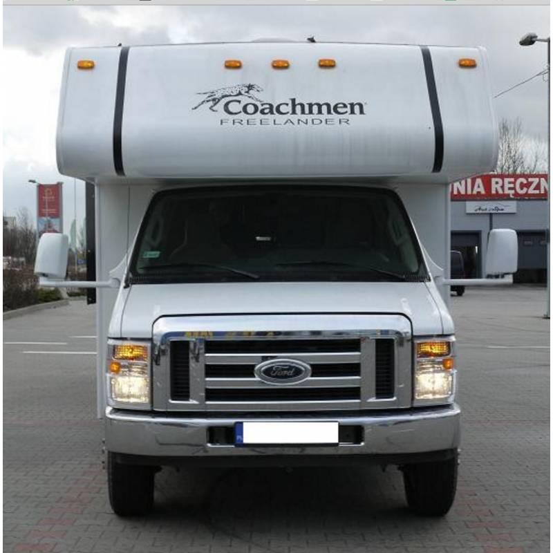 exclusif en import camping car am ricain ford f 450 coachmen freelander. Black Bedroom Furniture Sets. Home Design Ideas