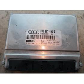 Engine control for Audi A4 2L5 V6 tdi 150 ref 8D0907401G / Ref Bosch 0281001944