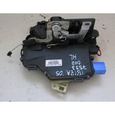 Serrure module de centralisation arrière conducteur ref 3B4839015K / 3B4839015AG / 3B4839015AN