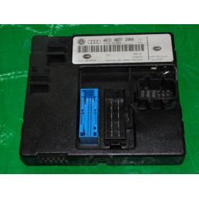 Commande centralisée pour système confort Audi A8 ref 4E0907289 / 4E0910289 / 4E0910289A / 4E0910289C / 4E0910289D