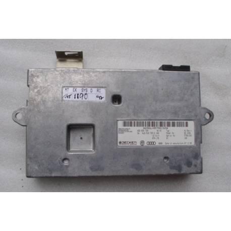 Boitier interface ref 4E0035729 / 4E0910729 / 4E0910729G /  4E0910729GX / 4E0910769PX
