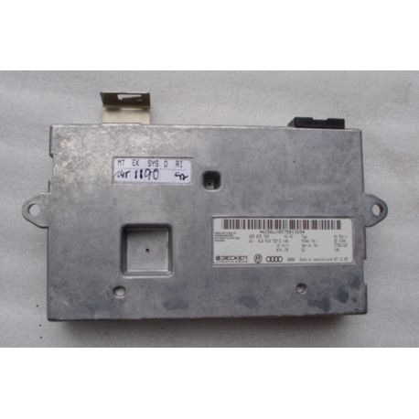 Interface box with software ref 4E0035729 / 4E0910729 / 4E0910729G /  4E0910729GX / 4E0910769PX