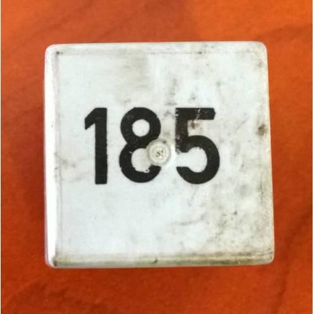 Relais N° 185 ref 3B0911251