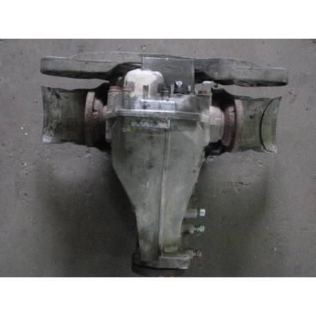 Transmission arrière Haldex pour Audi A6 ref OAR525053 / 0AR500043C type HNN