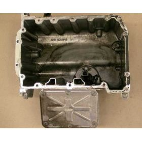 Bac à huile carter alu pour moteur avec emplacement sonde ref 038103601N / 038103603N