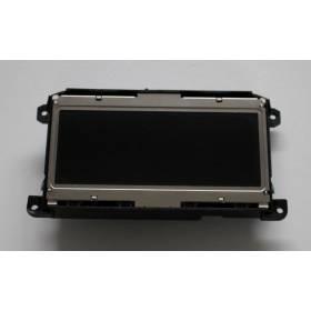 Ecran MMI / unité d'affichage Audi A4 / A5 ref 8T0919603B Siemens A2C53181206