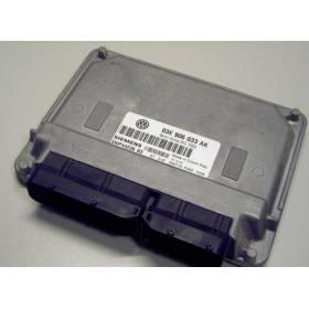 Calculateur moteur pour VW Polo 1L2 essence moteur BME ref 03E906033AK / 5WP44236 03